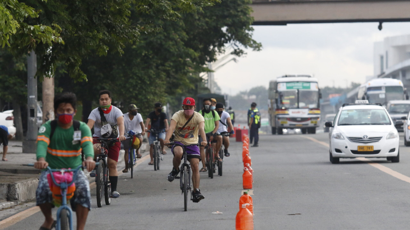 Count cyclists, pedestrians for a moveable Metro Manila